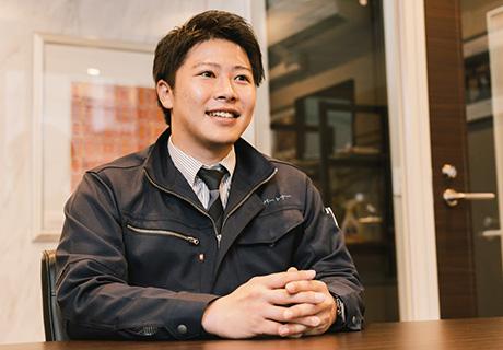 白井和明 インタビュー写真1