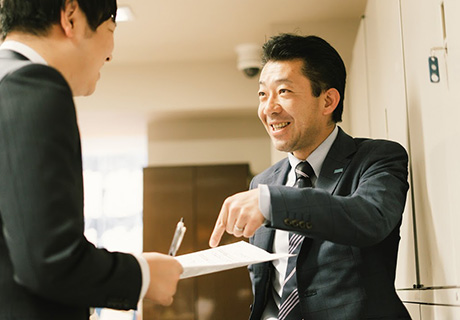 早河優 インタビュー写真2