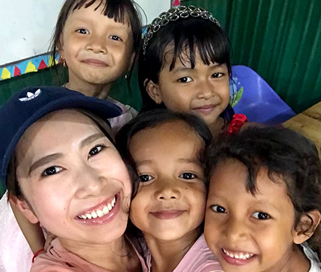 カンボジア研修 イメージ写真1